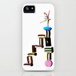 licorice staircase iPhone Case
