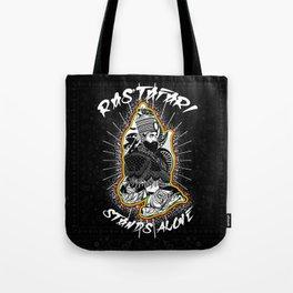 Rastafury Tote Bag