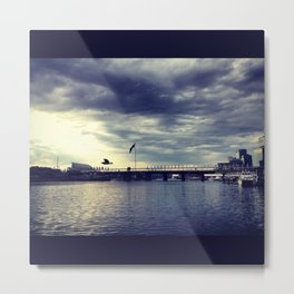 Darling Harbour Metal Print