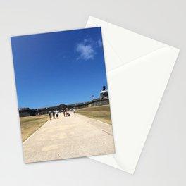San Felipe del Morro Fortress Stationery Cards