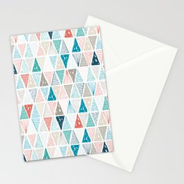 Wondrous Earth Pattern Stationery Cards