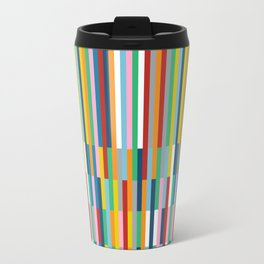 Brick Columns Travel Mug