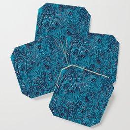 Blue Monday Coaster