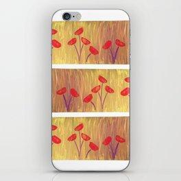 Spring Flings iPhone Skin