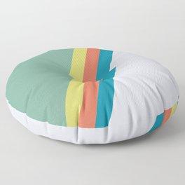 spring rock Floor Pillow