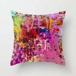 Untitled 3.26.2 Throw Pillow
