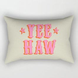 Yee Haw Rectangular Pillow