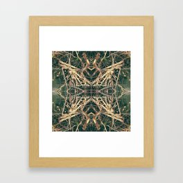 Mangrove Fun Framed Art Print