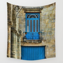 Cuba architecture Wall Tapestry