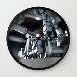 GuyLESSARD Wall Clock