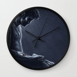 Love & Loss Wall Clock