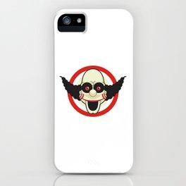 Saw Krusty iPhone Case