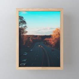 Overlook Framed Mini Art Print