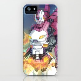 Transformers: Robots in Disguise ARCEE IDW iPhone Case
