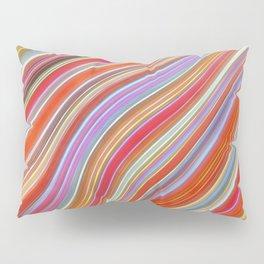 Wild Wavy Lines IX Pillow Sham