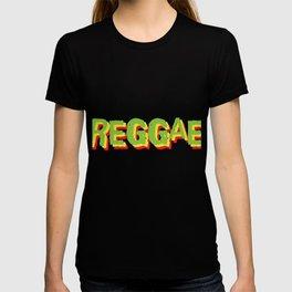 Reggae Music Love T-shirt