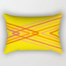 Energy in Summer Rectangular Pillow