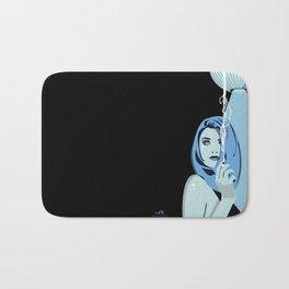 Genevieve & Cigarettes  Bath Mat