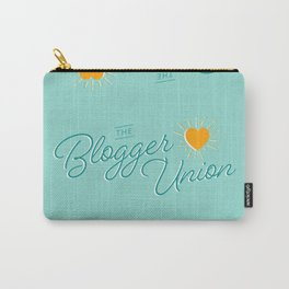 The Blogger Union Carry-All Pouch