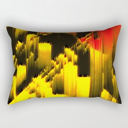 Memories And Fire Rectangular Pillow