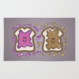 PBJ Sandwich Rug