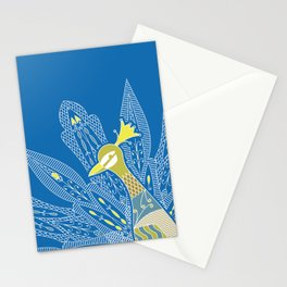 Big Bird Stationery Cards