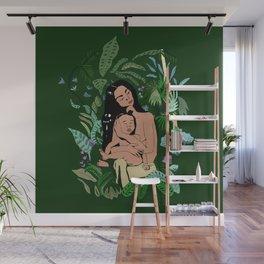 mum kim Wall Mural