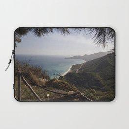 Taormina Bay of Sicily Laptop Sleeve