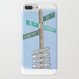 Springstreets iPhone Case