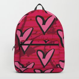 Joy 3 by Kathy Morton Stanion Backpack