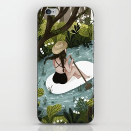 Down the River iPhone Skin