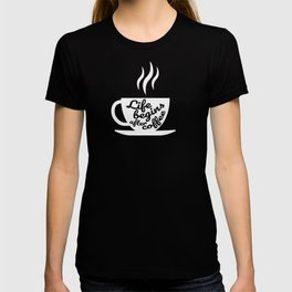 The Coffee Lover II T-shirt