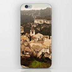 Les Baux de Provence iPhone & iPod Skin