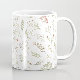 Pastel flower design Coffee Mug
