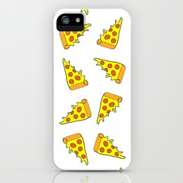 i want pizza iPhone Case