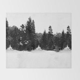 Frozen InDecision Throw Blanket