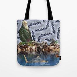 Law of Natural Selection. Tote Bag