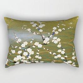 Japanese modern Interior art #22 Rectangular Pillow