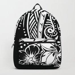 Maui Polynesian Tribal Threads Backpack