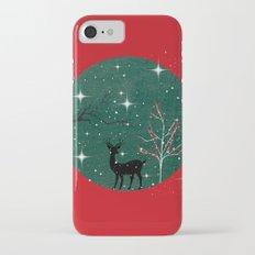 Have a wonderful Christmas - Holidaze iPhone 7 Slim Case