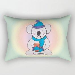 Teawasana Rectangular Pillow