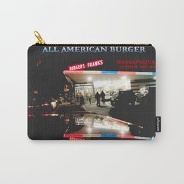 All American Burger Carry-All Pouch