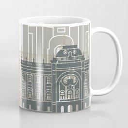 Sucre skyline poster Coffee Mug