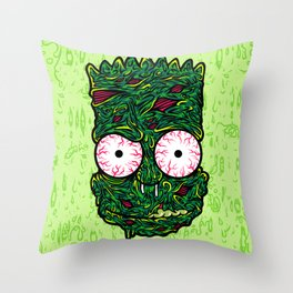 EL BARTO IS BACK! Throw Pillow