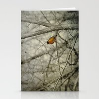 robin Stationery Cards featuring Robin by Dorothy Pinder