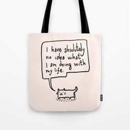 Little Cat Tote Bag