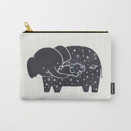 Because you love me Carry-All Pouch