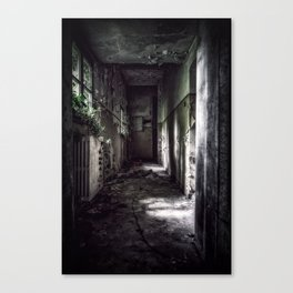This is the way Canvas Print