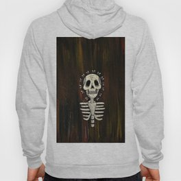 Babe, I'm on fire. Hoody