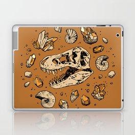 Geo-rex Vortex | Citrine Quartz Laptop & iPad Skin